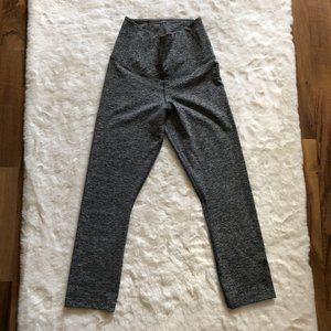 Nike high waisted crop gray leggings size XS